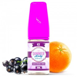Concentré Black Orange Crush Dinner Lady 30ML