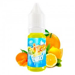 E Liquide Sunny Esalt (Citron Orange Mandarine) 10 ML Eliquid France