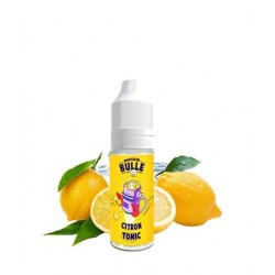 E liquide Citron Tonic Liquideo 10ML Monsieur Bulle