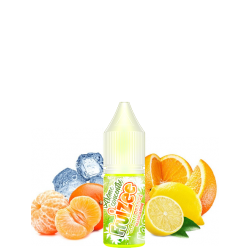 Concentré Citron Orange Mandarine No fresh 10ML Eliquid France Fruizee