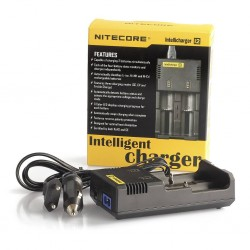 Chargeur Accus Nitecore I2