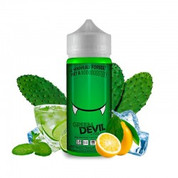 E liquide Green Devil 90ML - Avap