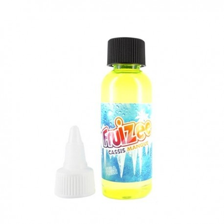 Cassis Mangue - Fruizee - EliquidFrance - 50ML