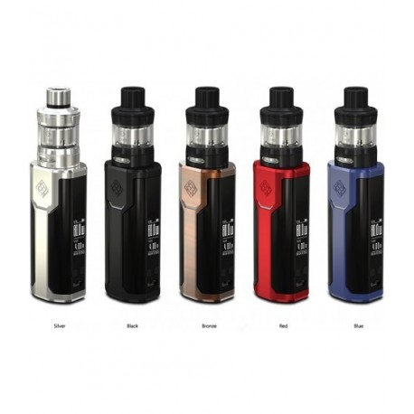 Coffret Sinuous P80 Wismec Full Kit