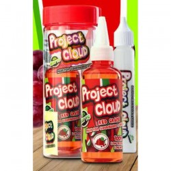 E Liquide Red Grape - Project Cloud 100ML TPD