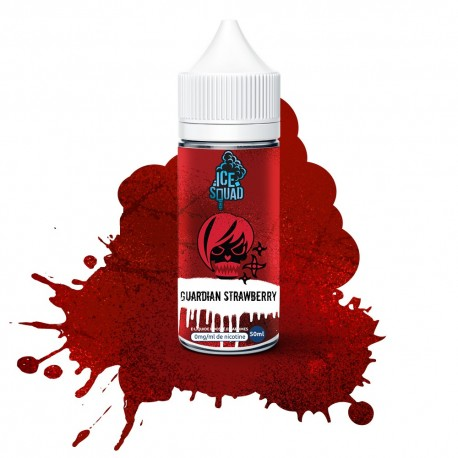 E Liquide Guardian Strawberry - Ice Squad 50ML