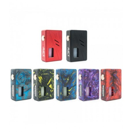 Box BF Warrior Squonk Aleader - A VICTOR Express Kit