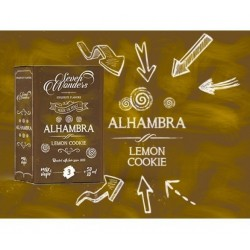 E Lquide Seven Wonders Alhambra - Vapor Art 50 ML (Mix & Vape)