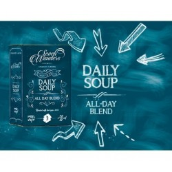 E Liquide Seven Wonders Daily Soup - Vapor Art 50 ML (Mix & Vape)