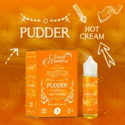 E Liquide Seven Wonders Pudder - Vapor Art 50 ML (Mix & Vape)