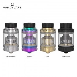 Atomiseur Kylin Mini RTA Vandy Vape