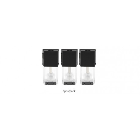 Pod - Résistances SMOK FIT 2ml (Pack de3)