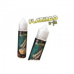 E Liquide - Caramel Vanilla - Flamingo (50+10 / Mix Series)