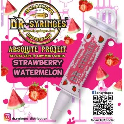 E Liquide DR Syringues Strawberry Watermelon 50 ML