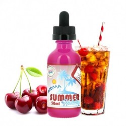 E Liquide Cola Cabana - Summer Holidays - Dinner Lady 50 ml
