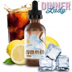 E Liquide Cola Shades - Summer Holidays - Dinner Lady 50 ml
