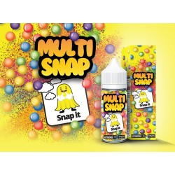 E Liquide Multi Snap - Snap IT 50 ML (Mix & Vape) TPD EU