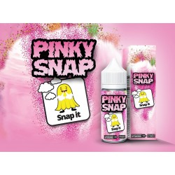 E Liquide Pinky Snap - Snap IT 50 ML (Mix & Vape) TPD EU