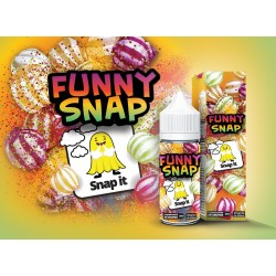 E Liquide Funny Snap - Snap IT 50 ML (Mix & Vape) TPD EU