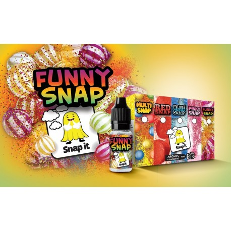 Concentré Funny Snap - Snap IT 10ML (Pack de 5)