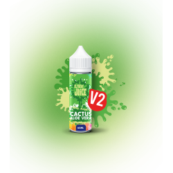 E Liquide Cactus Aloe V2 - Splashy Juice 50 ML (Mix & Vape)