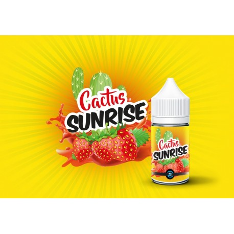 Concentré Cactus Sunrise - Aromazon 30 ML (Pack de 3)