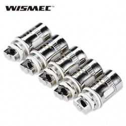 Résistances Amor NS Plus Wismec (Pack de 5)
