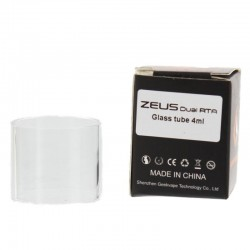 Pyrex pour Zeus Dual (4ml) (Pack de 10)