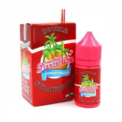 Concentré Sunshine Paradise - Double Strawberry 30 ml