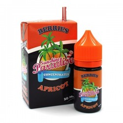 Concentré Sunshine Paradise - Berries Apricot 30 ml