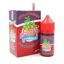Concentré Sunshine Paradise - Strawberry Blackcurrant 30 ml
