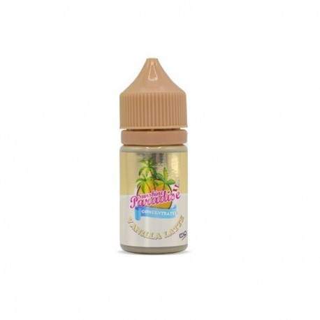 Concentré Sunshine Paradise - Vanilla Latte 30 ml