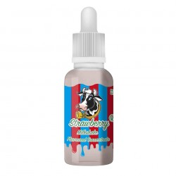 Concentré Strawberry Milkshake V2 Psycho Bunny 30ML (Pack de 6)
