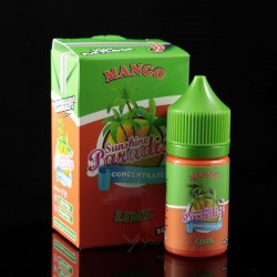 Concentré Sunshine Paradise -Mango Lime 30 ml