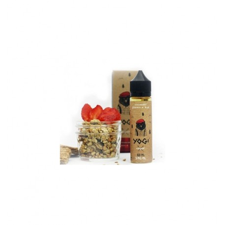 E Liquide Strawberry Granola Yogi 50ML