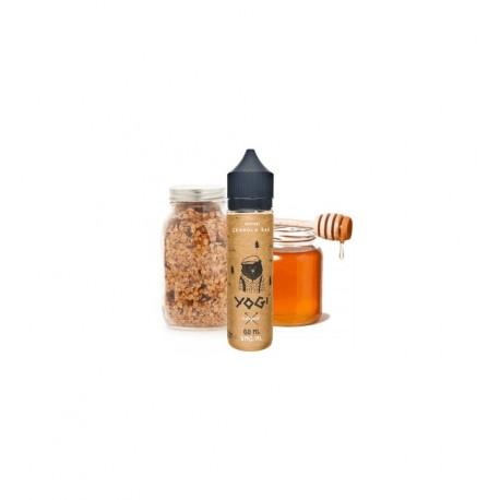 E Liquide Original Granola Bar Yogi 50ML
