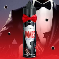 E Liquide James Swoke 50ML