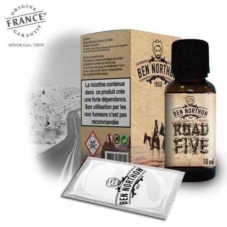 Road Five - Ben Northon 10 ML(Pack de 10)