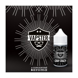 Concentré Cray Crazy Vapster Aromazon 30 ml (pack 3)