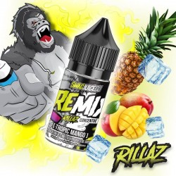 Concentrés RILLAZ TROPIC MANGO - SWAG REMIX 30ml (Pack de 5)