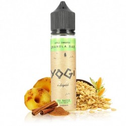 E Liquid Apple Cinnamon Granola Yogi 50ML
