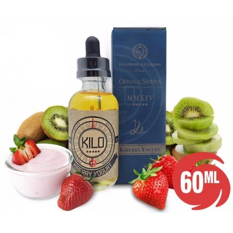 E-liquid Kiberry Yogurt 50 Ml Kilo