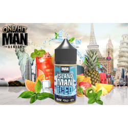 One Hit Wonder - Concentré Island Man ICED 30ml