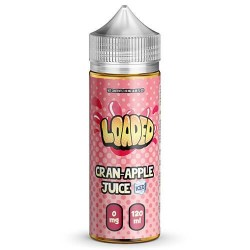 E-liquide - Shortfill Cran Apple One Ice - 120 ml - Loaded