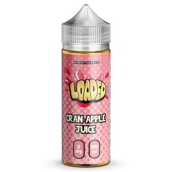 E-liquide- Shortfill Cran Apple - 120 ml - Loaded