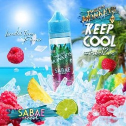 E liquid Ice Age Sabae Iced - 50 ml - Twelve Monkey