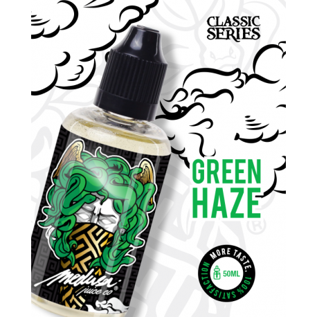 E Liquide Green Haze - Medusa 50ML