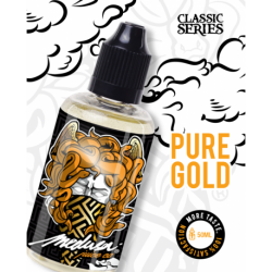 E Liquide Pure Gold - Medusa 50ML
