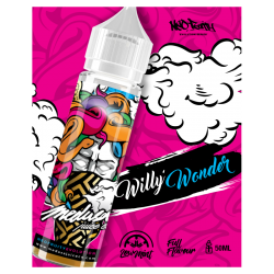 E Liquide Willy's Wonder - Evolution - Medusa 50ML