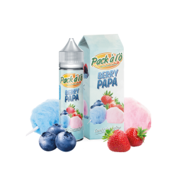 Eliquid Berry Papa - 50 ml - Pack à l'Ô